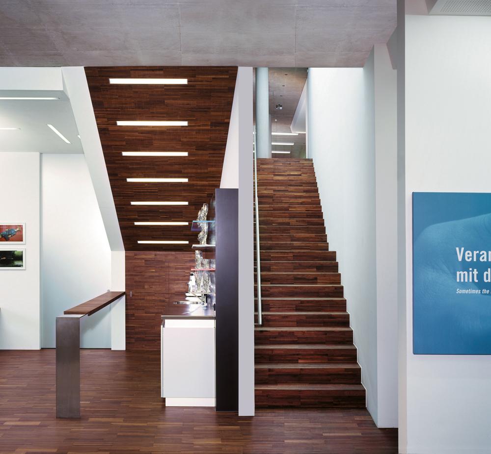 Bene Office Furniture: Weitzer Parkett Architect's Corner