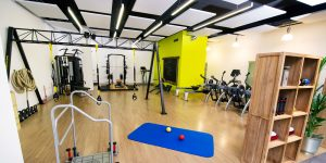 Centre Fitness First Floor