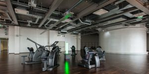 Fitnessstudio John Harris im DC-Tower